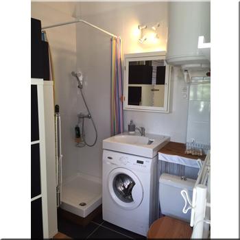 carrelage salle d'eau salle de bain - rénovation travaux intérieur Bayonne Anglet Biarritz