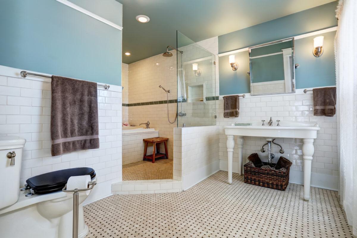 Carrelage salle de bain Bayonne